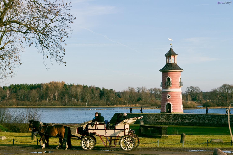 Leuchtturm - Schloss Moritzburg