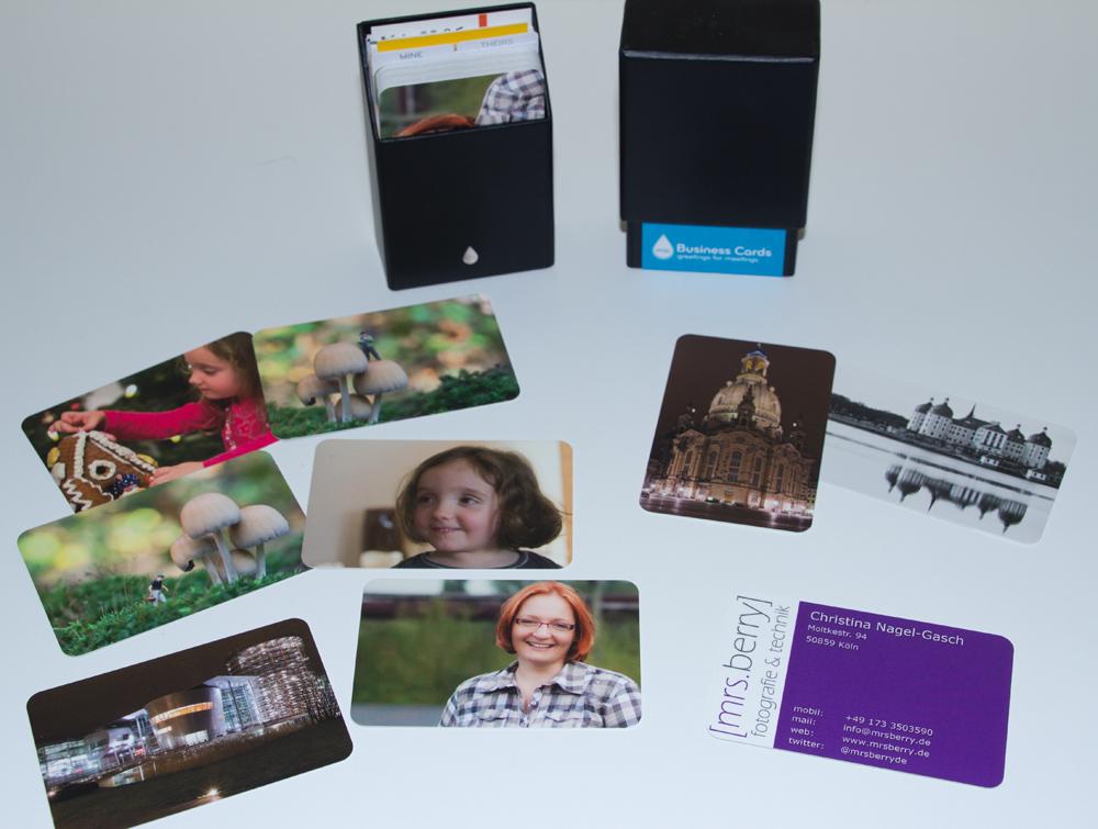 Visitenkarten von MOO | MrsBerry Familien-Reiseblog | Über das Leben ...