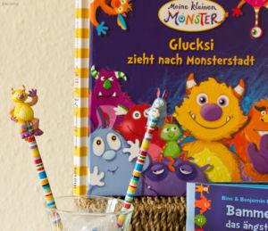 Meine kleinen Monster - Kinder Buch & Themenwelt