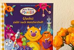 """Kinderbuch: """"Meine kleinen Monster"""" erobern die Kinderzimmer"""