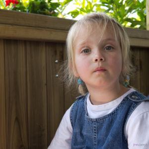 Amelie's Kindergeburtstag auf dem Gertrudenhof
