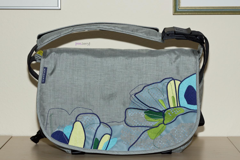 Crumpler Miss D. Flower - ideale Freizeittasche