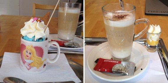 Lenny's ijs en koffiesalon - in Heel, Region Limburg in den Niederlanden