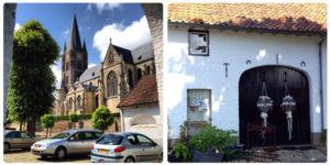 Stiftskirche & Stadt Thorn