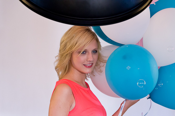 bts Gillette Venus Event: Shooting mit Christina