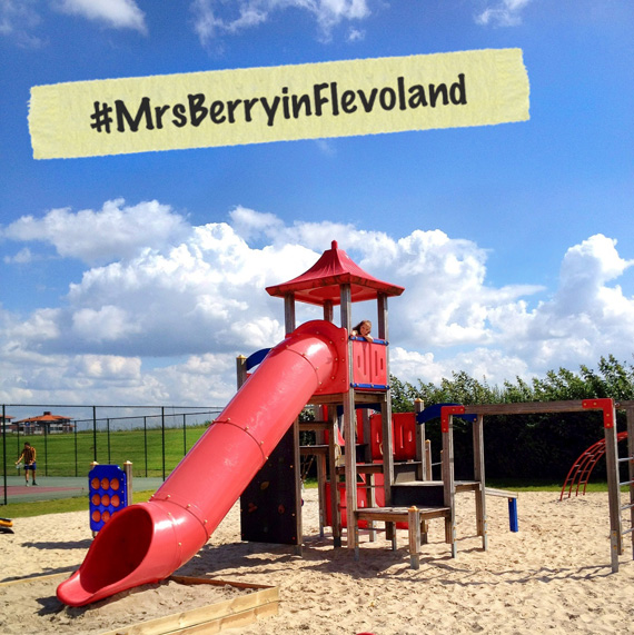Verfolge unsere Reise auf Instagram mit dem Hashtag #MrsBerryinFlevoland