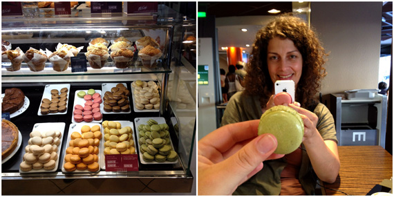 MrsBerry in Paris: Macarons