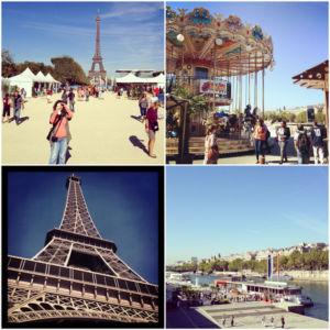 MrsBerry in Paris: mit den @IgersCologne am Eiffelturm
