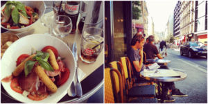 MrsBerry in Paris: Pause im Café Divan