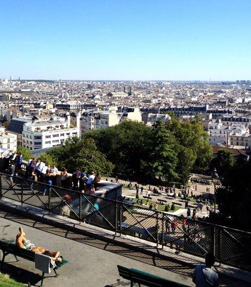 Paris im 8-Stunden-Schnelldurchlauf