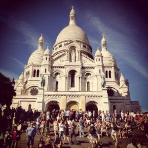 MrsBerry in Paris: Sacré Coure