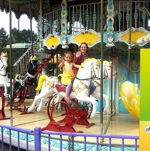 Flevoland: Walibi World Merrie Go'round