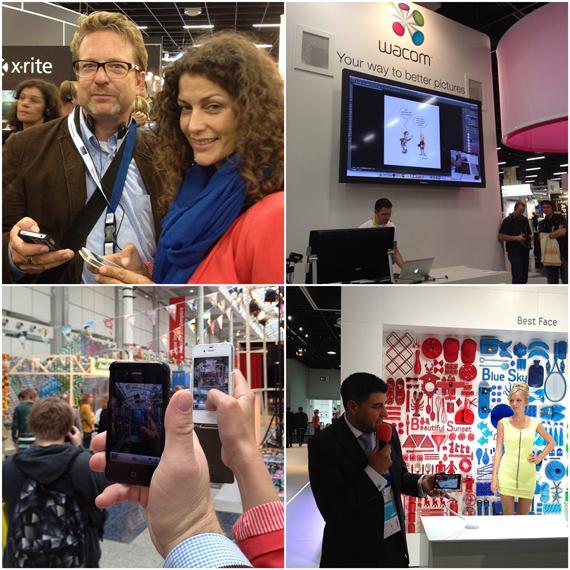 Photokina Bloggertour 2012