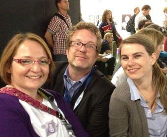 Twittwoch auf der Photokina mit @hobbbes und @misskenzita