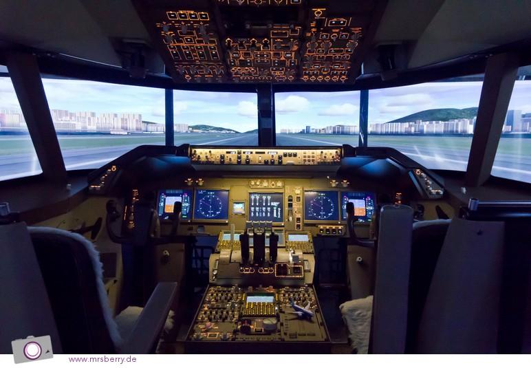 iPilot Flugsimulator Düsseldorf