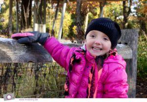 Amelie in Burgers' Zoo