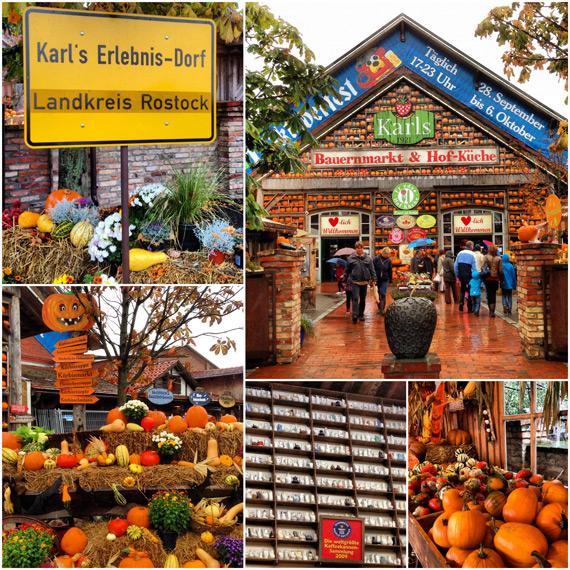 Ausflugs-Tipp: Karls Erlebnis-Dorf in Rövershagen