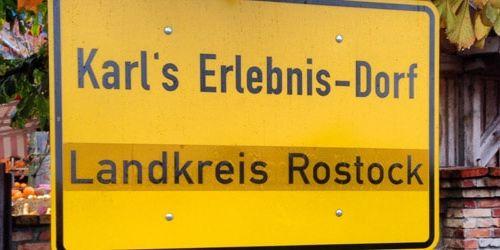 Ausflugstipp: Karls Erlebnis-Dorf in Rövershagen