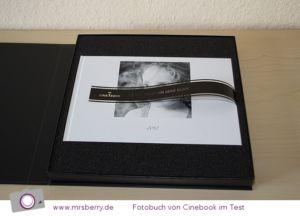 Cinebook - Fotobuch in der hochwertigen Geschenkbox