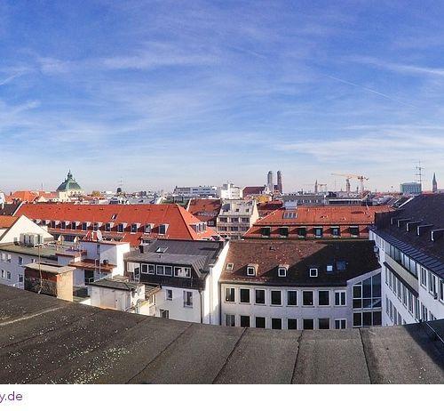 Über den Dächern von München – wo die Aussicht am schönsten ist