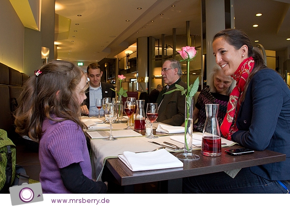 Im Restaurant 1912 - Hotel Cristal in München