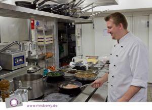 Küchenchef Kai Dittrich