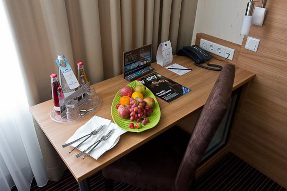 Hotel Cristal in München - Zimmer 522