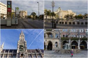 München - vom Stachus zum Marienplatz