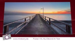 Poster XXL: mein Alu-Dibond Fineart matt Druck