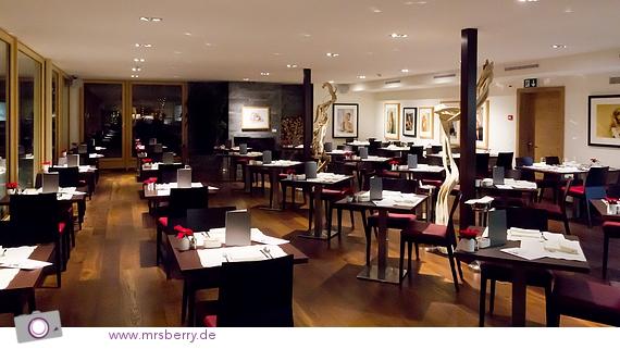 Restaurant STARS im Designhotel Nira Alpina