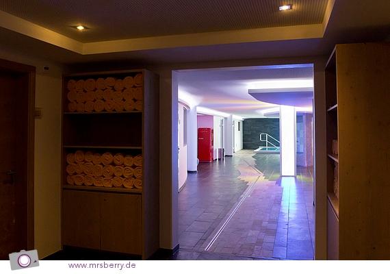 SPA im Hotel Nira Alpina
