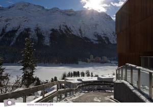TOP OF THE WORLD - Stankt Moritz