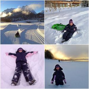 Amelie und der Schnee