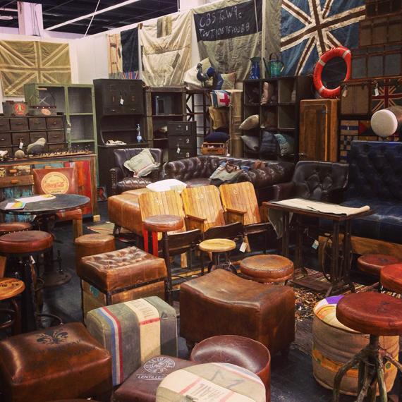 Wunderschöne Vintage Möbel