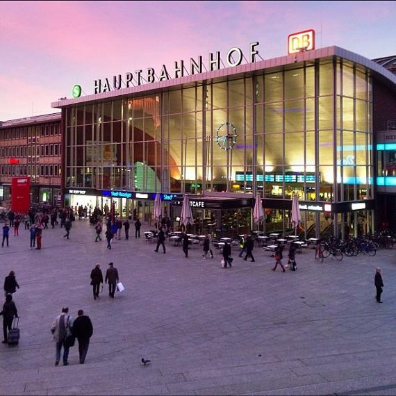 Reisepläne 2013 - Kölner Hauptbahnhof