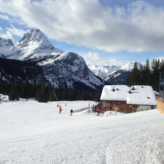 Ehrwald Alm Hütte