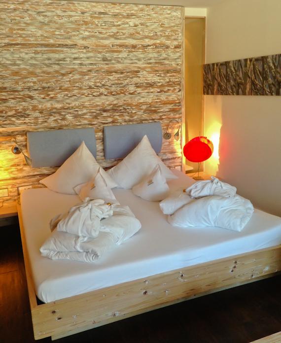 Aqua Suite im Leading Family Hotel & Resort ALPENROSE