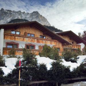 Das Gästehaus Haag in Ehrwald, Tirol (AT)