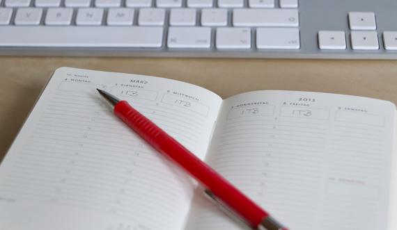 Paperblanks - Kalender 2013
