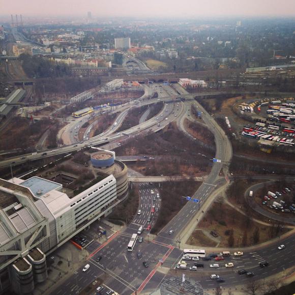 Berlin vom Funkturm