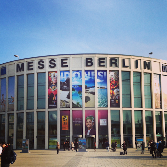 Messe in Berlin - Internationale Tourismus Börse (ITB)
