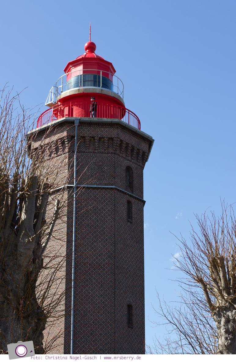 Der leuchtturm in Dahme - Das Licht der Freiheit