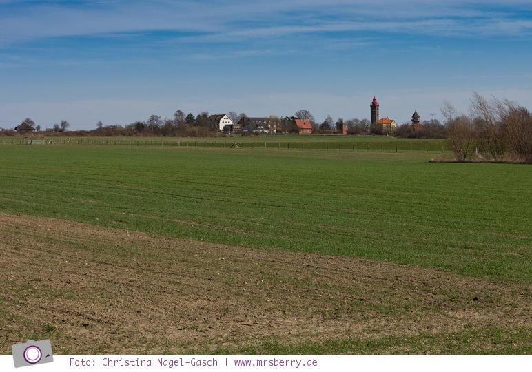 Der leuchtturm in Dahme - Wie kommen wir bloss dahin?