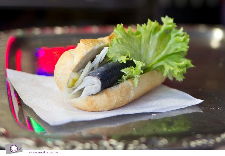 Restaurant Tipp: Fischbrötchen in Hamburg