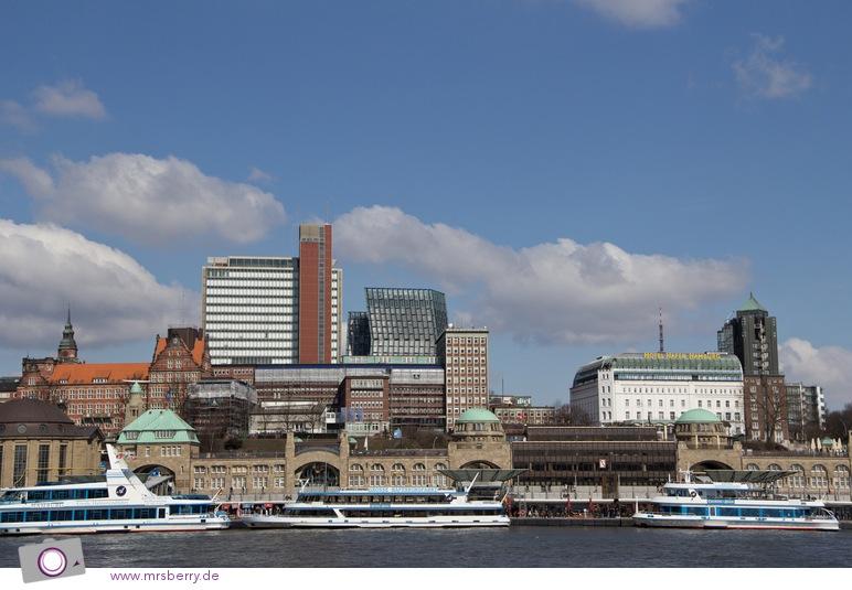 Hamburg - Hafenrundfahrt