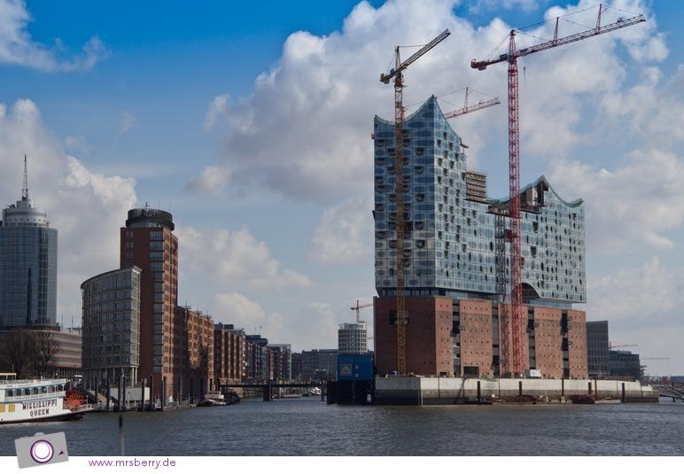 Hamburg - Hafenrundfahrt - Elbphilharmonie
