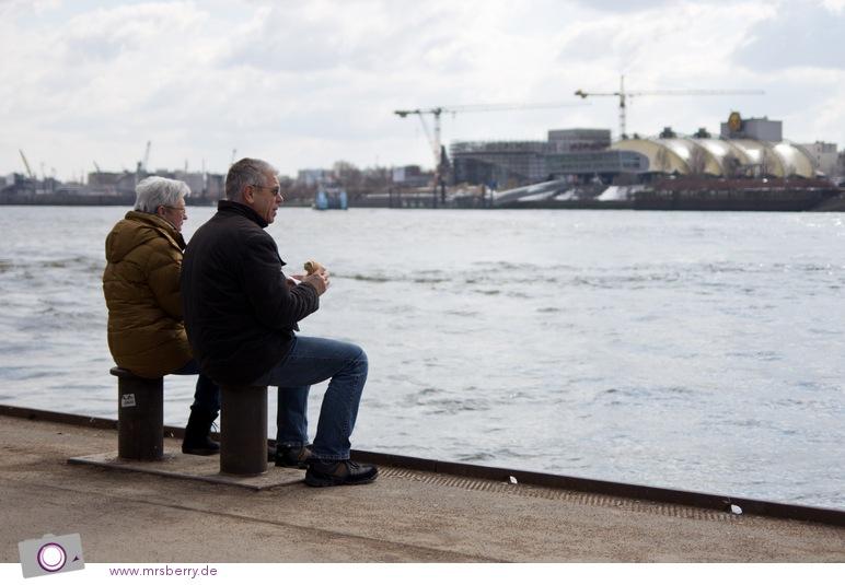 Hamburg - am Hafen
