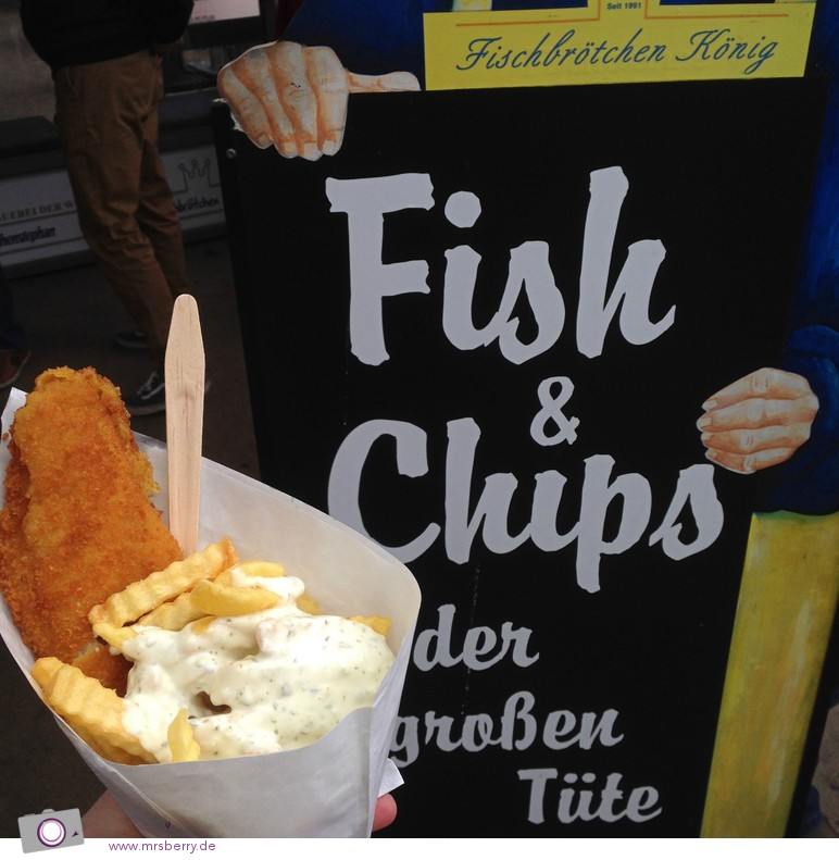 Restaurant Tipp: Fish & Chips in Hamburg