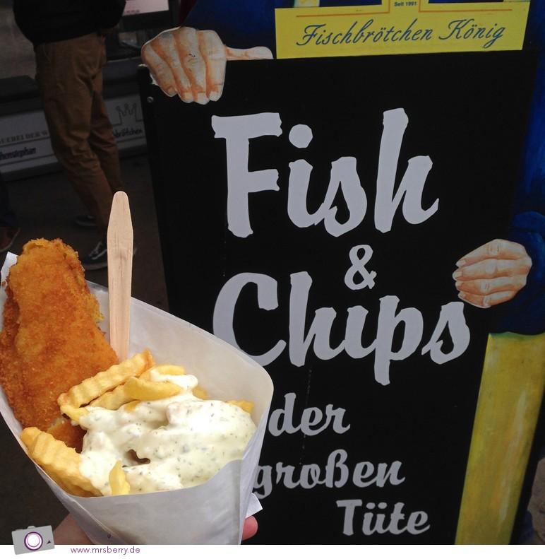 Restaurant Tipp: Fish & Chips in Hamburg