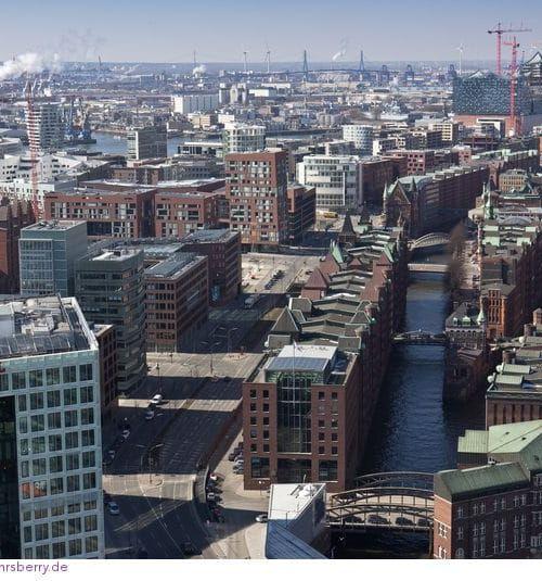 Der geilste Blick auf Hamburg – die Perle von oben im Fotoessay